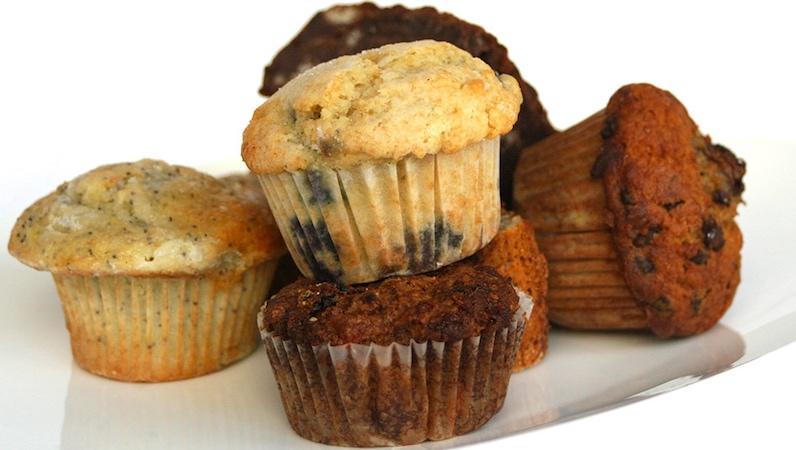 Muffins congelados al por mayor en Buenos Aires