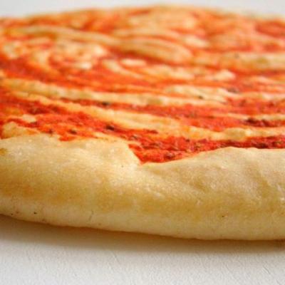 Fábrica de pizzas congeladas