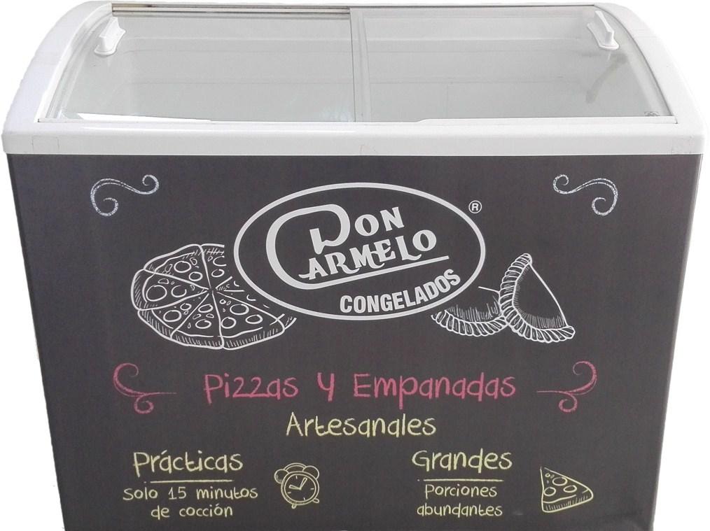 Freezer Don Carmelo